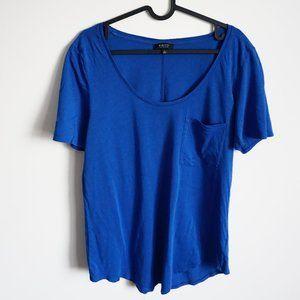 BABATON Aritzia Blue T-Shirt